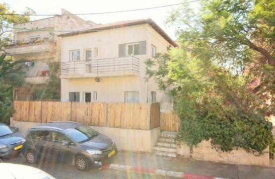 Itamar Ben Avi, Kiryat Shmuel